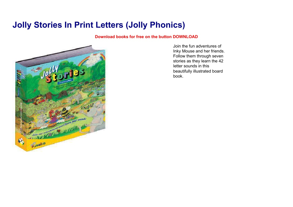 Ebook Download Jolly Stories In Print Letters Jolly Phonics Download Ebook Download Epub Mobi Pdf Download Read Online Glogster Edu Interactive Multimedia Posters